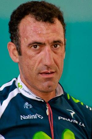José Vicente García - Image: JVG Acosta TR 2011