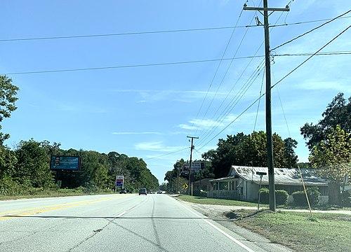 Jacksonboro mailbbox