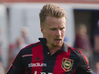 Jacob Une Larsson Swedish footballer