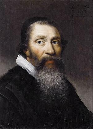 Jacobus Trigland - Jacobus Trigland (Anthonie Palamedesz., 1650)