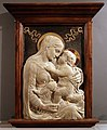 Jacopo sansonvino, madonna col bambino, 1500-10 ca. (museo horne) 01.jpg