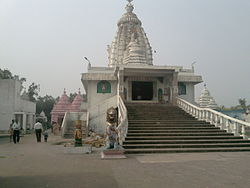Jagannath temple at Paradeep