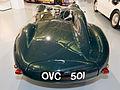 Jaguar D-Type rear Heritage Motor Centre, Gaydon.jpg
