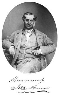 James Allen Ransome British agricultural-implement maker and agricultural writer