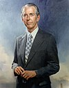 James Fletcher, official NASA portrait