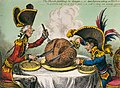 James Gillray - The Plum-Pudding in Danger - WGA08993.jpg