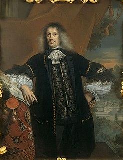 Hieronymus van Beverningh Dutch diplomat and politician