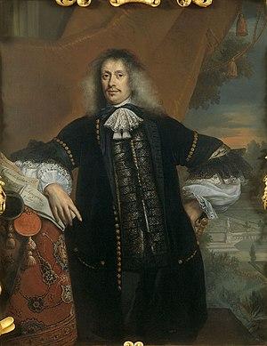 Hieronymus van Beverningh - Hieronymus van Beverningh by Jan de Baen
