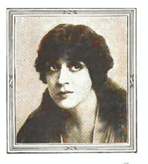Jane Cowl - Photoplay: the Aristocrat of Motion Picture Magazines, Volume 9 1915