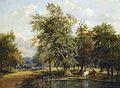 Jane Nasmyth - On Putney Heath 1852.jpg