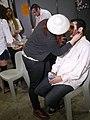 Japan Expo Sud - Ambiances - 2012-03-04- Maquillage Maison Hantée - P1350593.jpg