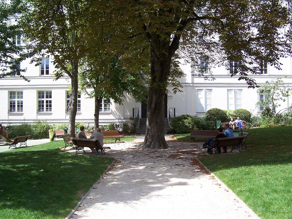 Jardin du carr de baudouin wikip dia for Carre de jardin