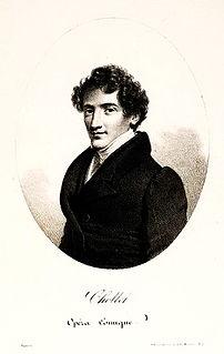 Jean-Baptiste Chollet French singer