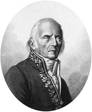 Jean-Baptiste Lamarck - Lamarck, late in life