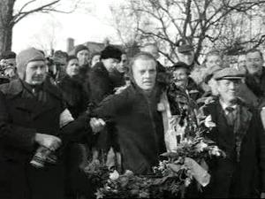 Jeen van den Berg - Jeen van den Berg, Elfstedentocht winner 1954