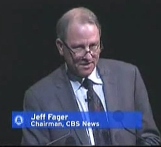 Jeff Fager - Image: Jeff Fager October 10 2011