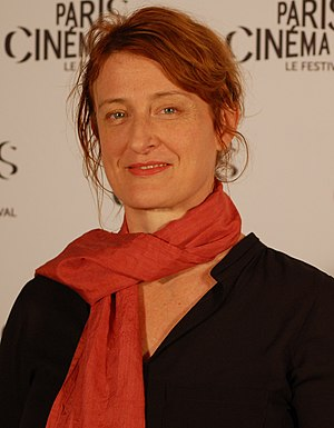 Jennifer Kent - Jennifer Kent at Festival Paris Cinéma in July 2014
