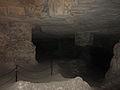 Jerusalem Hewn ceiling stereo pair I (6035870855).jpg