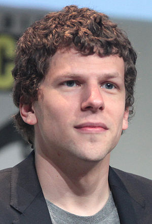 Jesse Eisenberg - Eisenberg at the San Diego Comic-Con, 2015