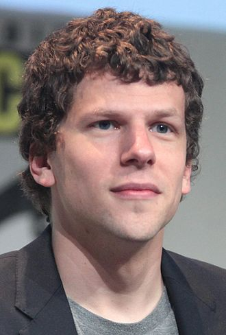 Jesse Eisenberg - Eisenberg at the San Diego Comic-Con in 2015