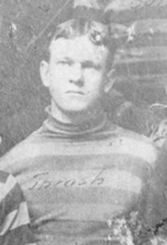 Jesse Thrash - Thrash cropped from 1902 team picture