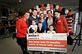 Jetstar 100 millionth passenger prize winning family (8140187516).jpg