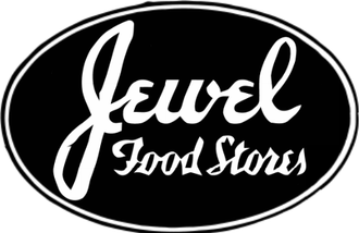 Jewel (supermarket) - Jewel Food Stores logo until 1980.