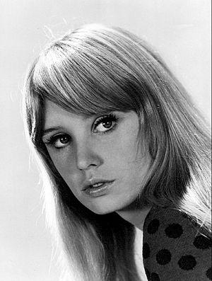 Jill Townsend - Townsend in 1967.