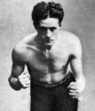 Freddie Welsh - Jim Driscoll, friend and later rival of Welsh