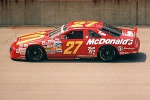 Jimmy Spencer - Spencer's race car in 1994.