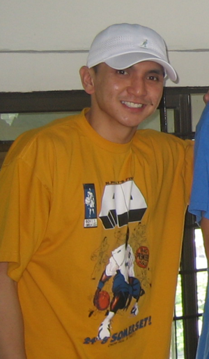 Jimmy Alapag - Alapag in 2006