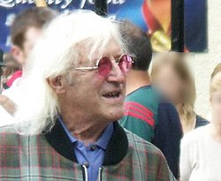 Jimmy Savile 2006 (cropped)