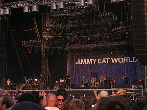 Jimmy Eat World den 19 augusti 2007