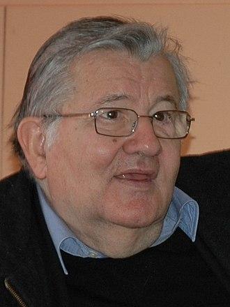 Jean-Marie Pelt - Jean-Marie Pelt in 2008.