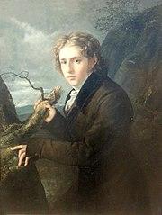 Portrait of the Painter J.C. Dahl