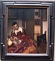 Johannes Vermeer, cameriera addormentata, 1656-57 ca. 01.JPG