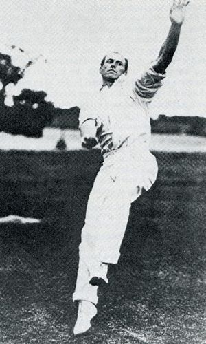Philadelphian cricket team - John Barton King is widely considered to be the best bowler produced by the United States