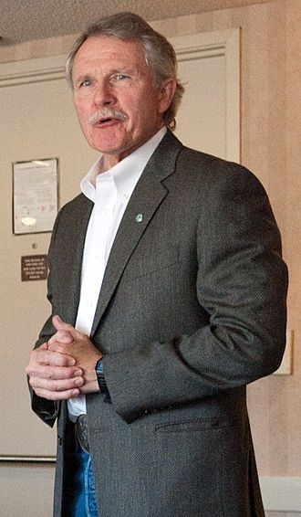 Independent Party of Oregon - John Kitzhaber