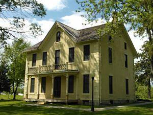John Littig House - Image: John Littig House