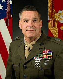 John R. Ewers American Marine Corps general