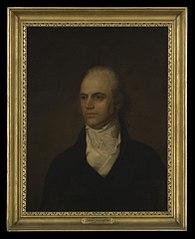 Aaron Burr(1756-1836)