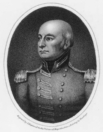 British invasions of the River Plate - Lieutenant-General John Whitelocke, commander of the British forces in the second invasion.