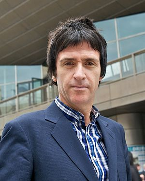 Johnny Marr - Johnny Marr in 2012