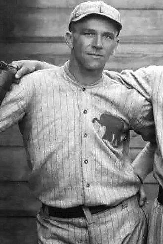 Johnny Walker (baseball) - Image: Johnny Walker 1920