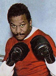 José Nápoles Mexican boxer