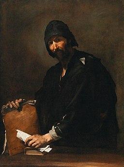 José de Ribera - Heraclitus