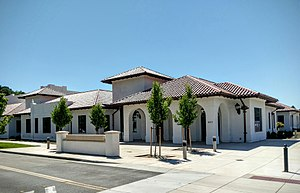 Joseph Alioto - Joseph L. Alioto Recreation Center