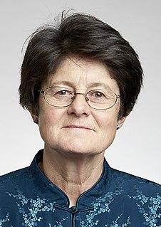 Josephine Pemberton British evolutionary biologist
