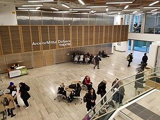 Mohawk College - Image: Joyce Centre Atrium