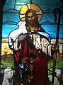 Jubilee Museum and Catholic Cultural Center (Columbus, Ohio) - stained glass, The Good Shepherd.jpg